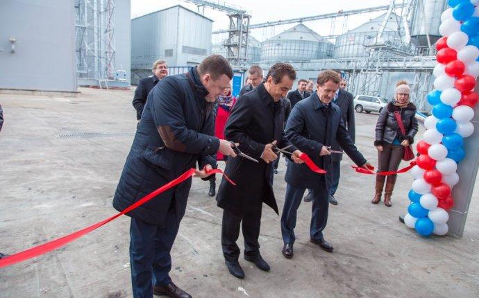 Группа «Черкизово» запустила комбикормовый завод в Воронежской