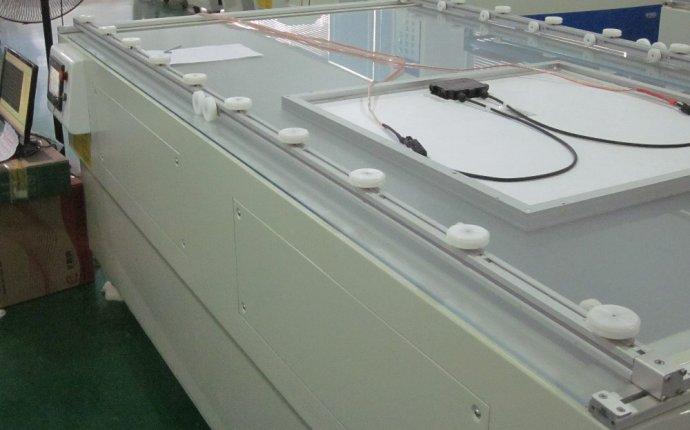 Keyland панели солнечной аккумулятор тестирование машины 5 - 300