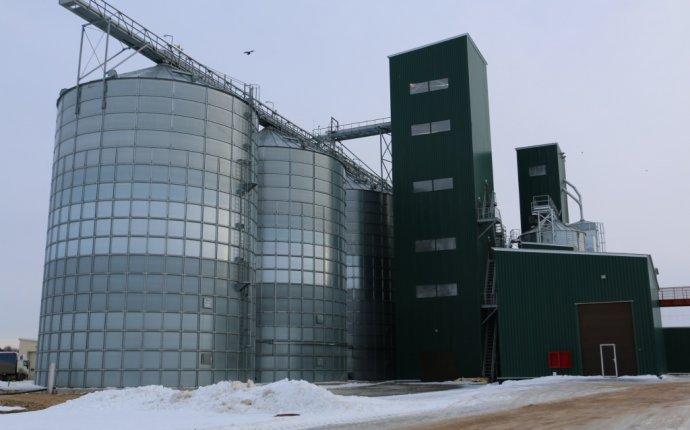 Комбикормовый завод группы компаний «АгроПромкомплектация» в