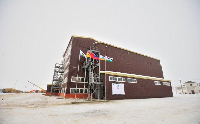 Молвест» запускает второй комбикормовый завод и предприятие по